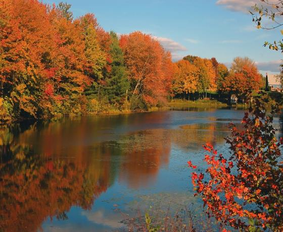 Quebec, Canada & New England in the Fall