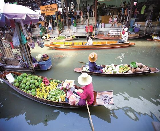 Best of Bangkok & China with Luxury Far East Cruise