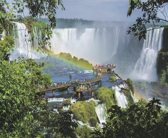 South American Explorer & Iguazu Falls