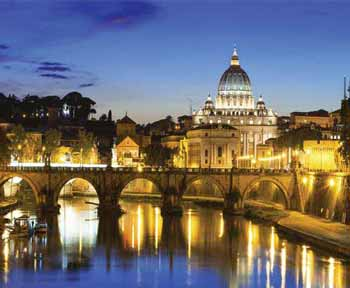 Rome, Italy & Greek Isles