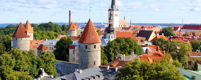 City View of Tallinn