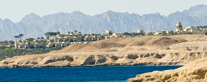 Coast Of Sharm El Sheikh, Egypt