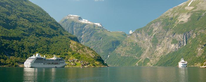 Norwegian Fjords Cruises Jetline Cruise
